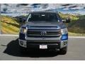 2014 Blue Ribbon Metallic Toyota Tundra SR5 TRD Double Cab 4x4  photo #2