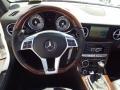 2014 Diamond White Metallic Mercedes-Benz SLK 250 Roadster  photo #6