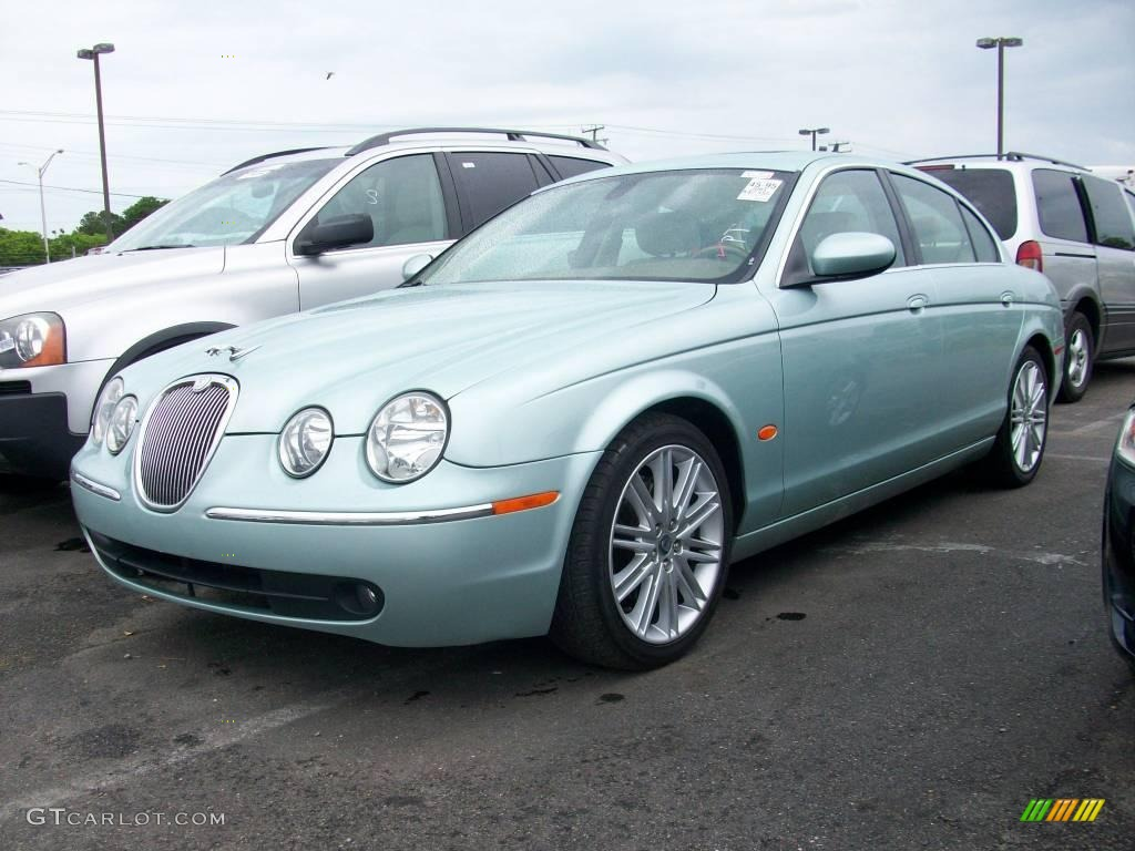 2005 seafrost metallic jaguar s type 3 0 9100778. Black Bedroom Furniture Sets. Home Design Ideas