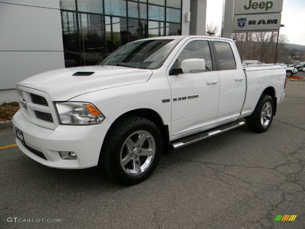 2012 dodge ram 1500 sport quad cab 4x4 exterior photos. Black Bedroom Furniture Sets. Home Design Ideas