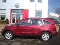 2009 Tango Red Pearl Honda CR-V EX 4WD  photo #8