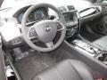 2014 Jaguar XK XKR-S Warm Charcoal/Warm Charcoal Ivory Stitching Interior Dashboard Photo