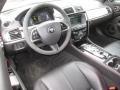 2014 Jaguar XK Red Duo Tone/Warm Charcoal Interior Prime Interior Photo