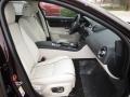 Ivory 2014 Jaguar XJ Interiors