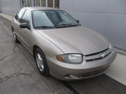 2003 Chevrolet Cavalier Sedan Data, Info and Specs