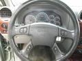 2004 GMC Envoy Medium Pewter Interior Steering Wheel Photo