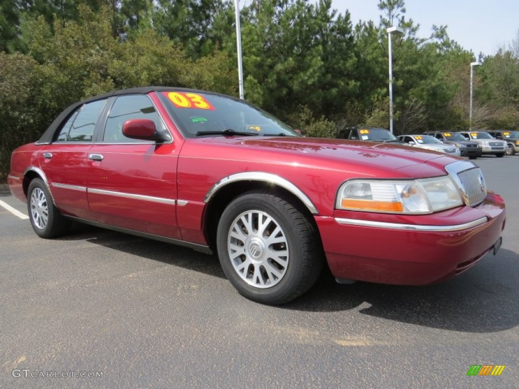 2003 mercury grand marquis ls exterior photos. Black Bedroom Furniture Sets. Home Design Ideas