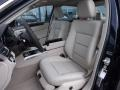 Front Seat of 2014 E E250 BlueTEC 4Matic Sedan