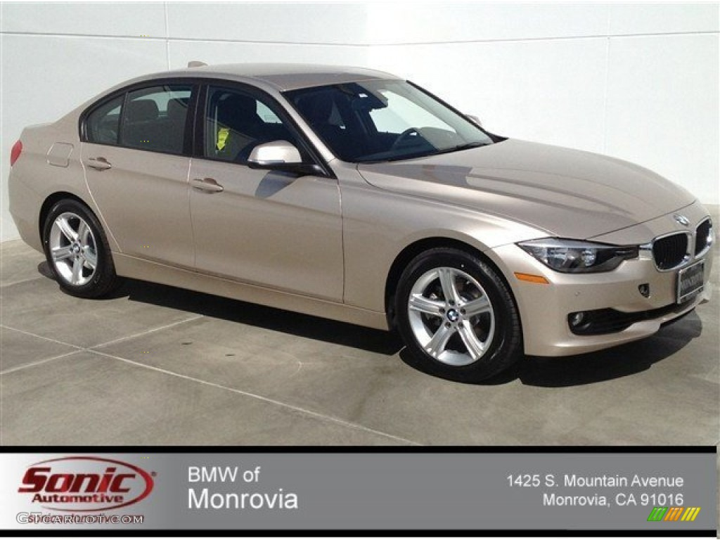 2014 Orion Silver Metallic BMW 3 Series 328i Sedan ...
