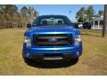 Blue Flame - F150 STX Regular Cab 4x4 Photo No. 2