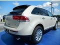 BK - Platinum Dune Metallic Tri-Coat Lincoln MKX (2014)