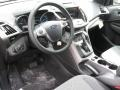 2014 Sterling Gray Ford Escape SE 2.0L EcoBoost 4WD  photo #3