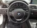 Black Steering Wheel Photo for 2014 BMW 3 Series #91771610