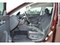 2014 Opera Red Metallic Volkswagen Passat TDI SEL Premium  photo #3