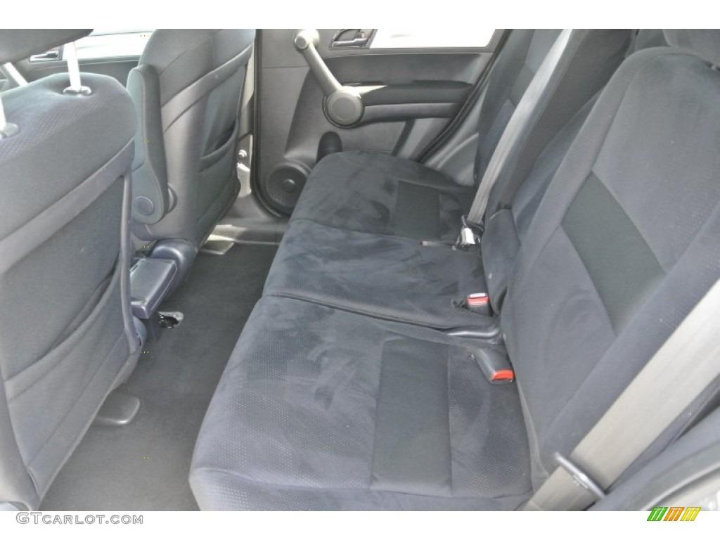 2011 CR-V SE 4WD - Polished Metal Metallic / Black photo #17