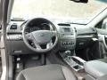 Black 2015 Kia Sorento Interiors