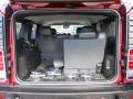 2005 H2 SUV Trunk