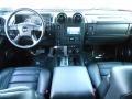 Dashboard of 2005 H2 SUV