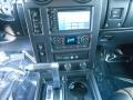 Controls of 2005 H2 SUV
