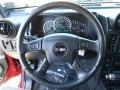 2005 H2 SUV Steering Wheel