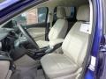 2014 Deep Impact Blue Ford Escape Titanium 2.0L EcoBoost 4WD  photo #9
