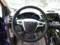 2014 Deep Impact Blue Ford Escape Titanium 2.0L EcoBoost 4WD  photo #18