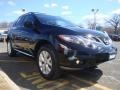 2011 Super Black Nissan Murano SL AWD  photo #3