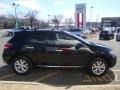 2011 Super Black Nissan Murano SL AWD  photo #4