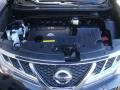 2011 Super Black Nissan Murano SL AWD  photo #30