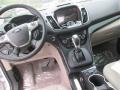 2014 White Platinum Ford Escape Titanium 1.6L EcoBoost  photo #9