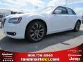 2014 Bright White Chrysler 300 S #91811097