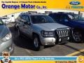 Bright Silver Metallic 2004 Jeep Grand Cherokee Laredo 4x4