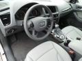 Titanium Gray 2014 Audi Q5 Interiors