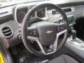 Black Steering Wheel Photo for 2014 Chevrolet Camaro #91878965
