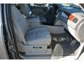 2012 Graystone Metallic Chevrolet Silverado 1500 LTZ Crew Cab 4x4  photo #18