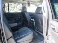 Rear Seat of 2015 Yukon XL SLT 4WD