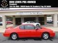 2001 Torch Red Chevrolet Monte Carlo LS #91893320