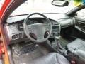 Ebony Black 2001 Chevrolet Monte Carlo Interiors
