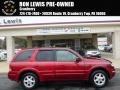 Jewelcoat Red 2002 Oldsmobile Bravada AWD