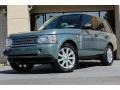 2006 Giverny Green Metallic Land Rover Range Rover HSE #91942913