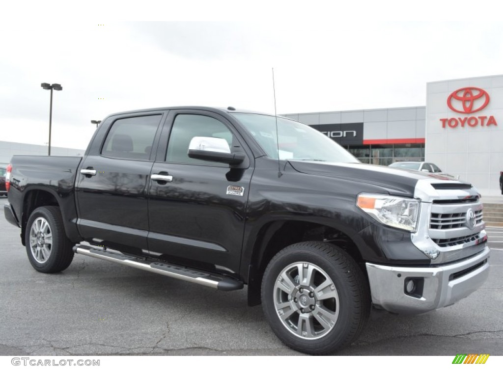 2014 Attitude Black Metallic Toyota Tundra 1794 Edition