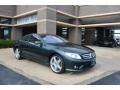 Jade Green Metallic 2010 Mercedes-Benz CL 550 4Matic