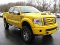 M7109 - Tonka Edition Iconic Yellow Ford F150 (2014)