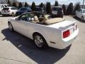 2007 Performance White Ford Mustang GT Premium Convertible  photo #10