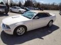 2007 Performance White Ford Mustang GT Premium Convertible  photo #14