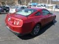 2011 Red Candy Metallic Ford Mustang V6 Premium Coupe  photo #8