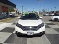 2013 White Diamond Pearl Honda CR-V EX  photo #2