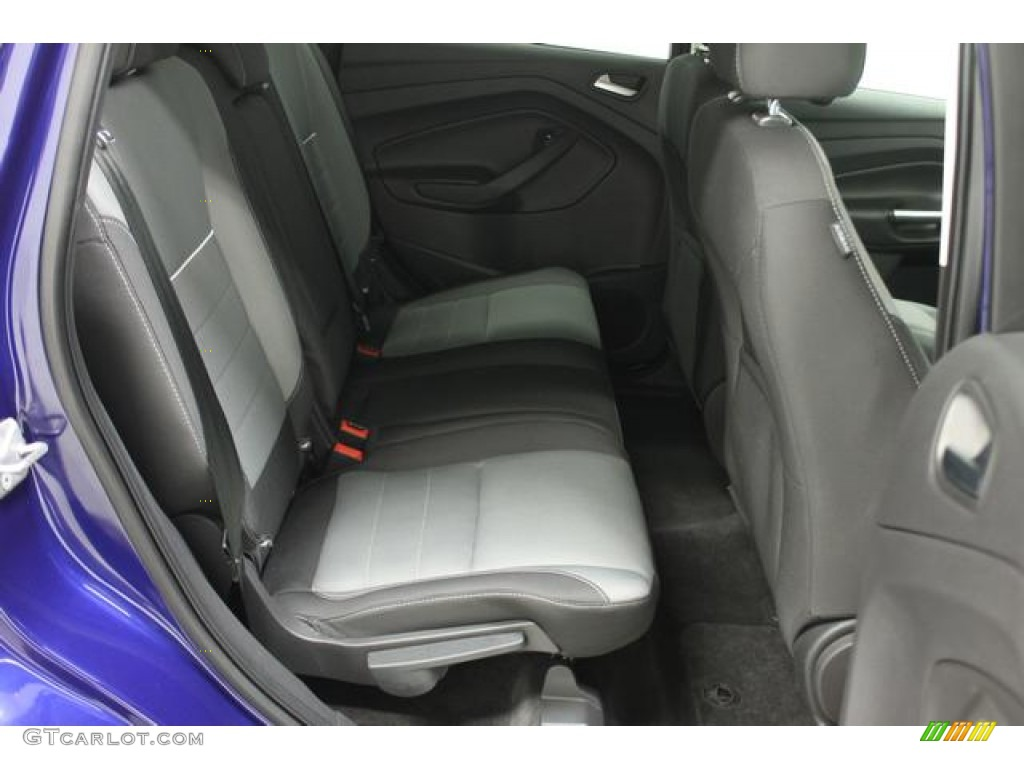 2014 Escape SE 1.6L EcoBoost - Deep Impact Blue / Charcoal Black photo #22