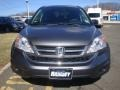 2011 Polished Metal Metallic Honda CR-V EX 4WD  photo #2