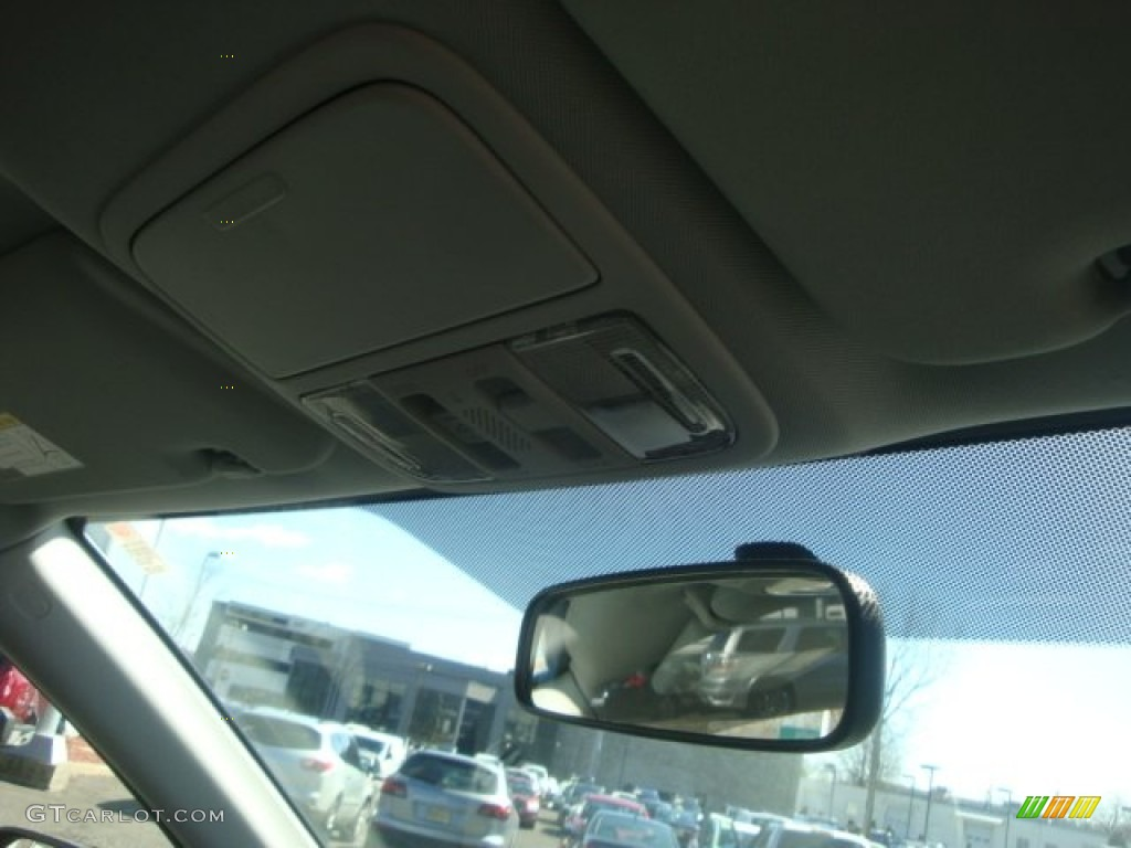 2011 CR-V EX 4WD - Polished Metal Metallic / Black photo #16